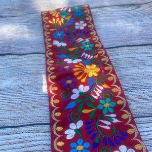 Belt (floral)